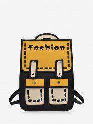Cartoon Style Chic Backpack -