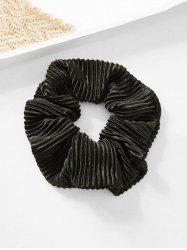 Solid Color Elastic Scrunchie -