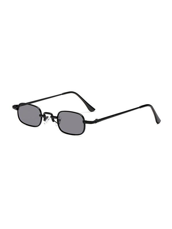 Outfit Anti UV Small Rectangle Sunglasses