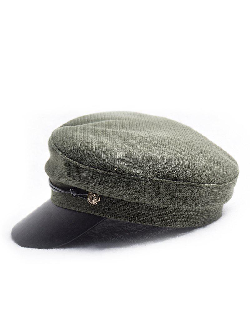 Best Flat Jointed Peaked Newsboy Hat