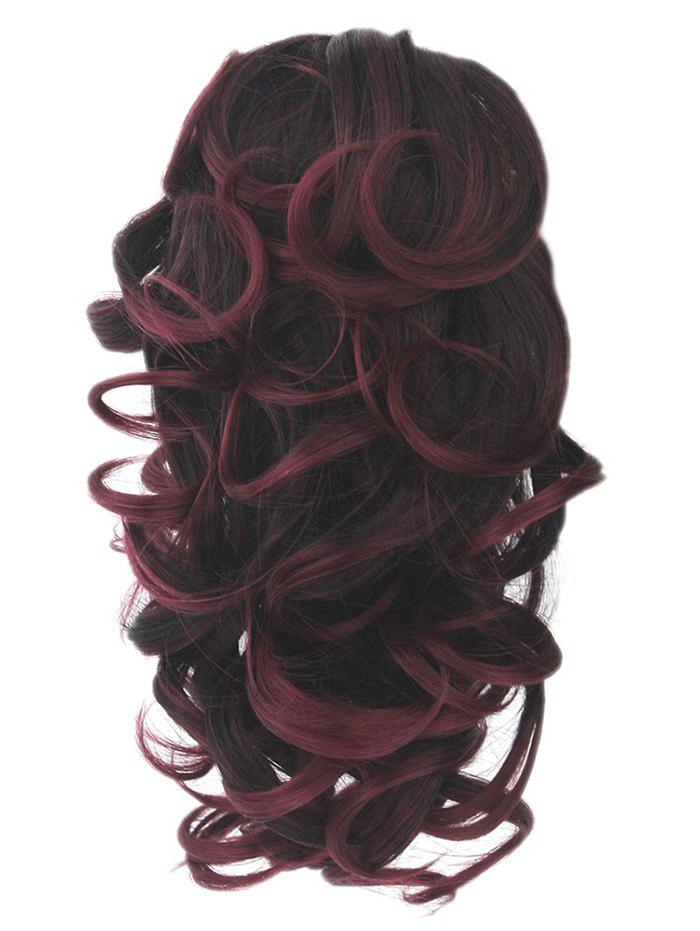 Sale Short Loose Wave Clip Synthetic Hair Piece