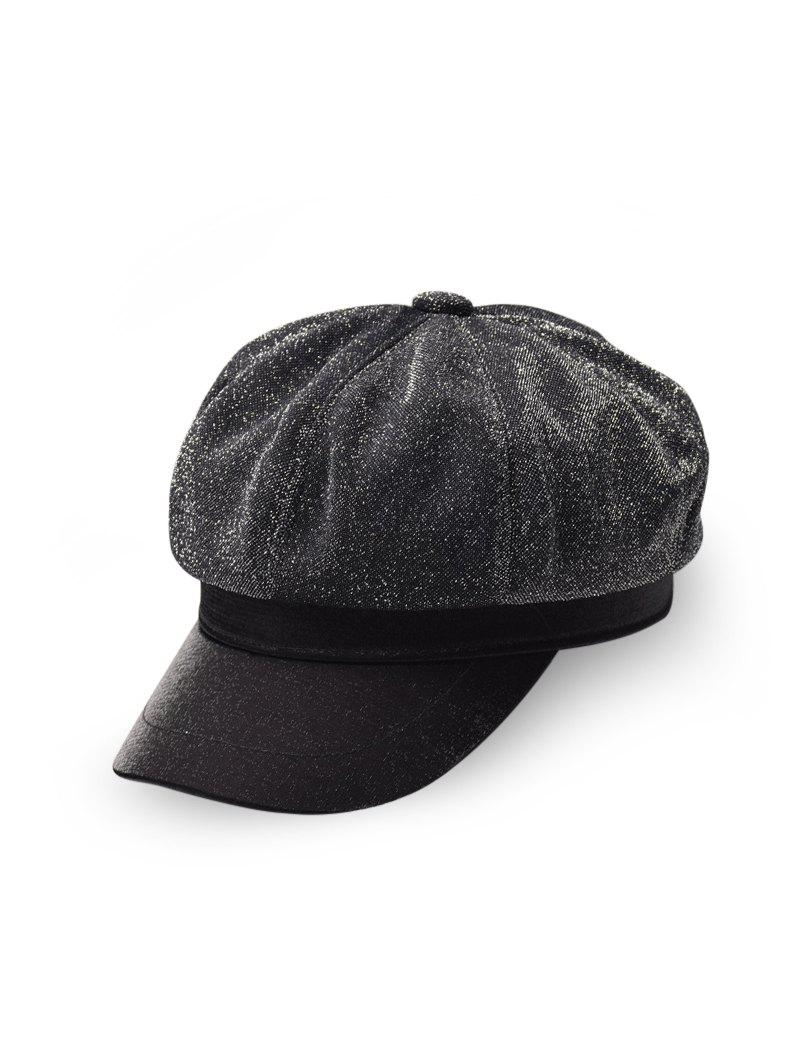 Fashion British Style Solid Color Beret Hat