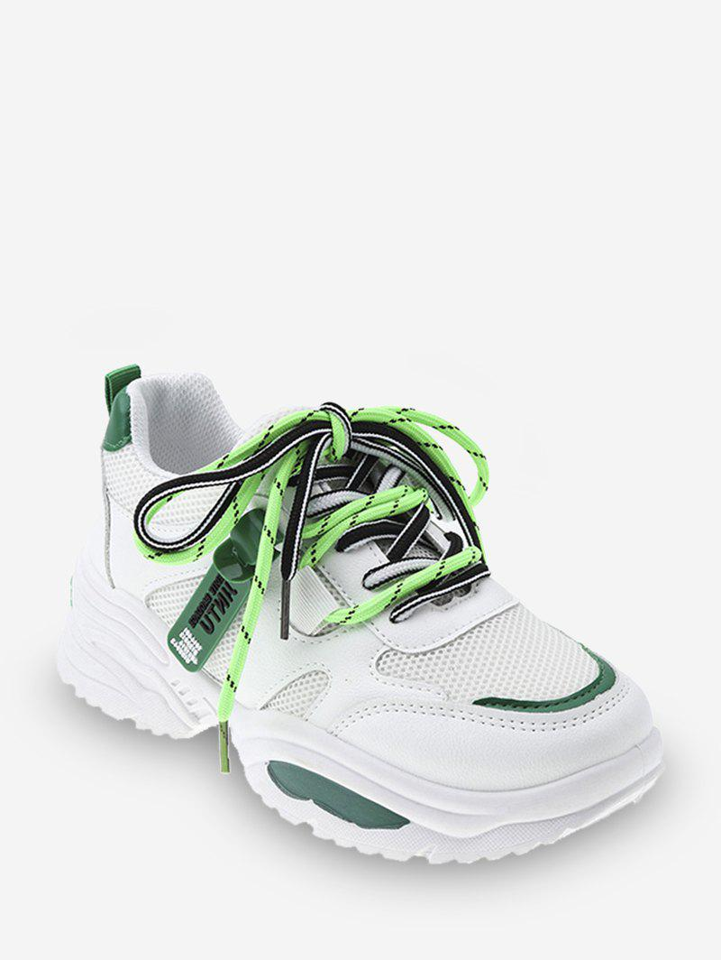 Outfits Outdoor Breathable Mesh Dad Sneakers