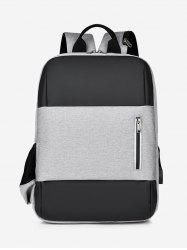 Large Capacity Top Handle Business Backpack -