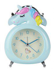 Unicorn Shaped Alarm Clock -