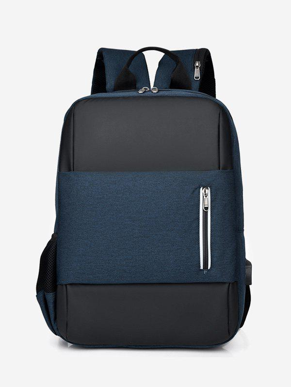 Outfit Large Capacity Top Handle Business Backpack