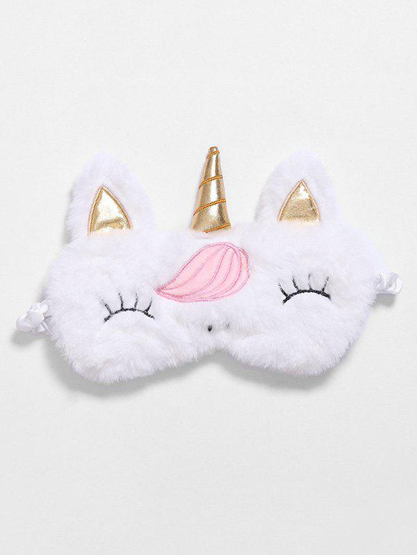 Unicorn Sleeping Mask Eye Белый