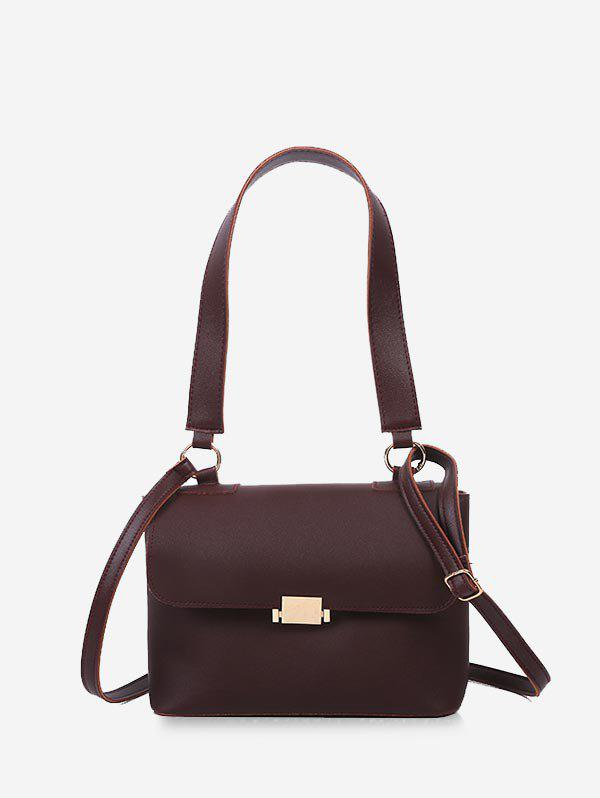 Outfits Top Handle Flap Crossbody Bag