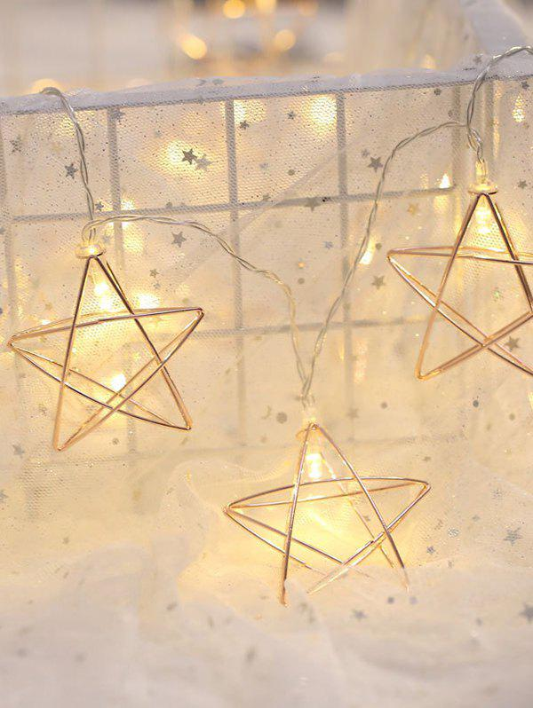 Chic Star Decorative LED String Lights
