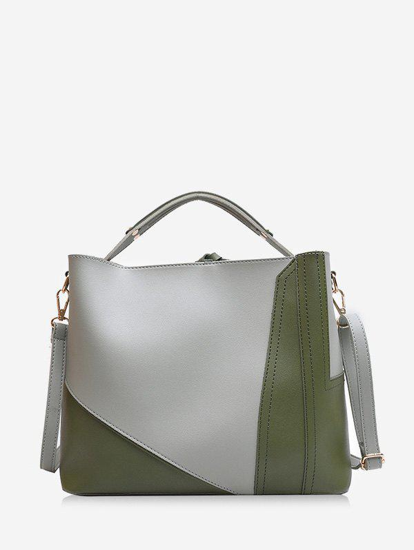 Outfit Jointed Casual Big Shoulder Bag