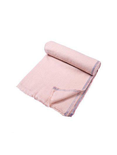 Store Winter Solid Faux Cashmere Long Scarf