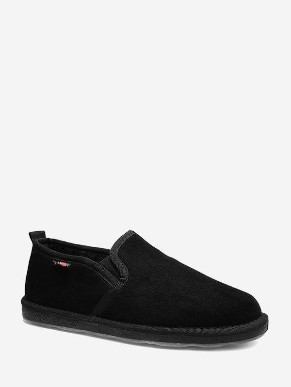 Buy Slip On Solid Casual Shoes