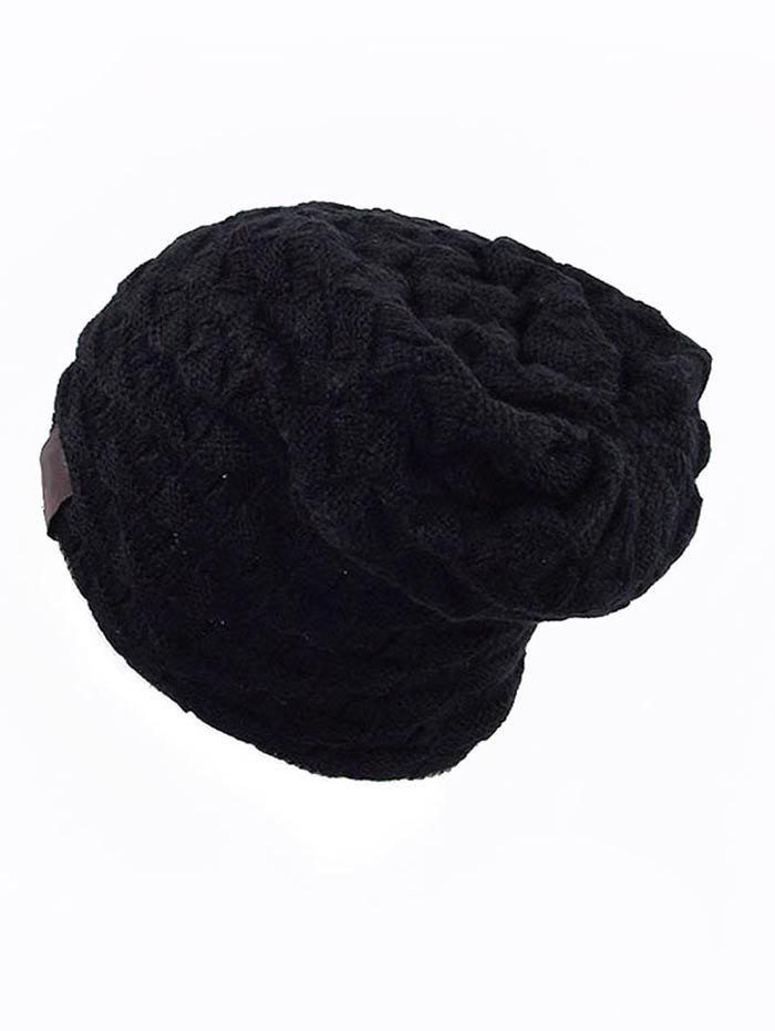 Best Solid Color Design Knitted Beanie