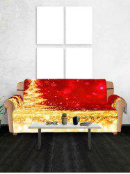 Christmas Tree Couch Cover -