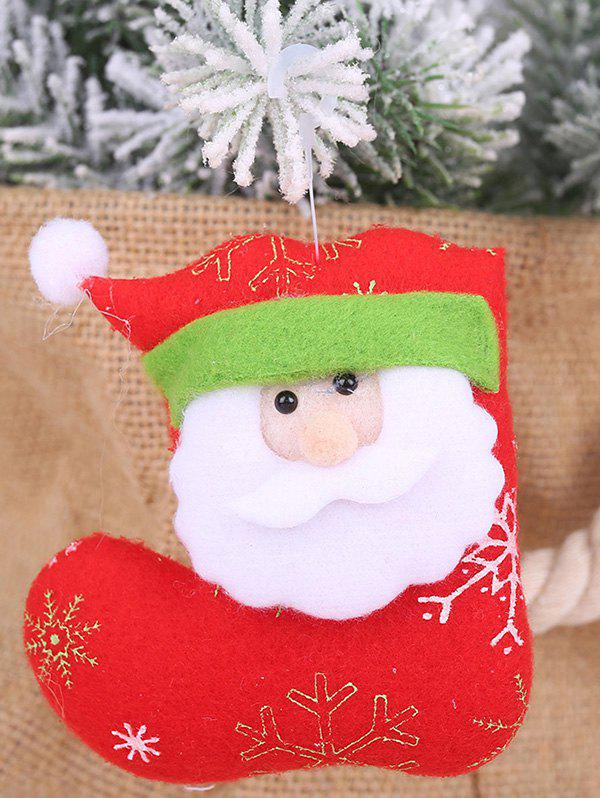 Sale Father Christmas Hanging Decoration