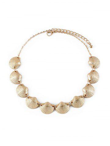 Alloy Shell Necklace