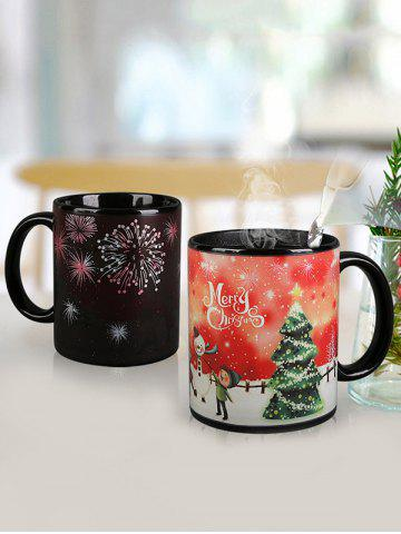 Decoration | Christmas | Change | Color | Cup