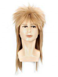 Anime Cosplay Part Long Synthetic Wig -