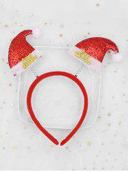 Christmas Hat Hair Band -