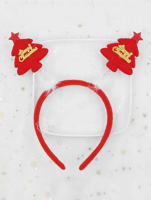 Discount Christmas Tree Pattern Hair Band