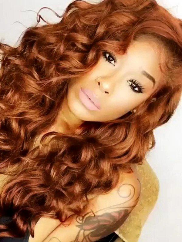 Latest Curly Long Synthetic Wig