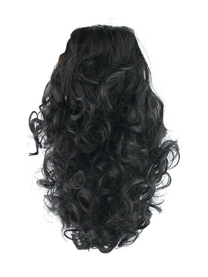 Fashion Synthetic Curly Medium Clip Hair Piece
