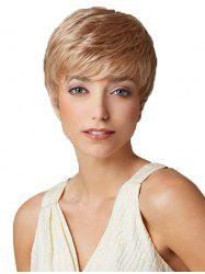 Synthetic Short Straight Wig -