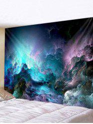 Abstract Colorful Cloud Print Tapestry Wall Hanging Art Decoration -