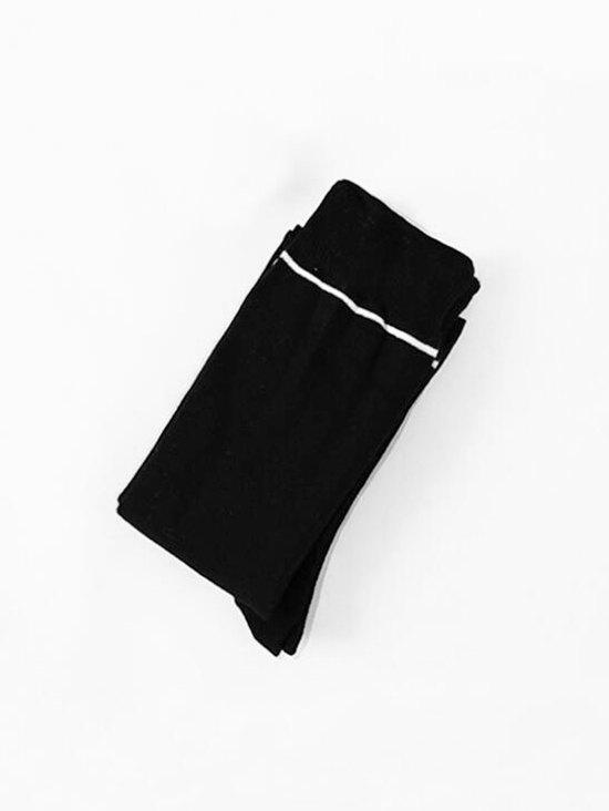 Online Stripe Cotton Over Knee Length Socks