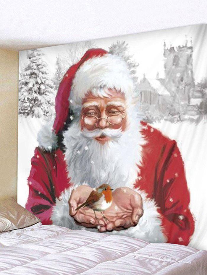 Outfits Father Christmas Pattern Tapestry