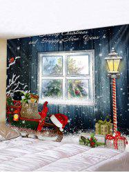 Christmas Gift Printed Tapestry -