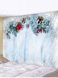 Wooden Printed Tapestry -