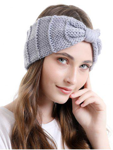 Bowknot Knitted Headband - from $8.60