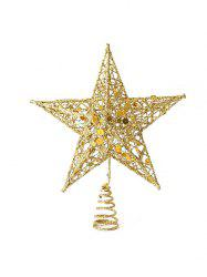 Sequins Star Christmas Party Decoration -