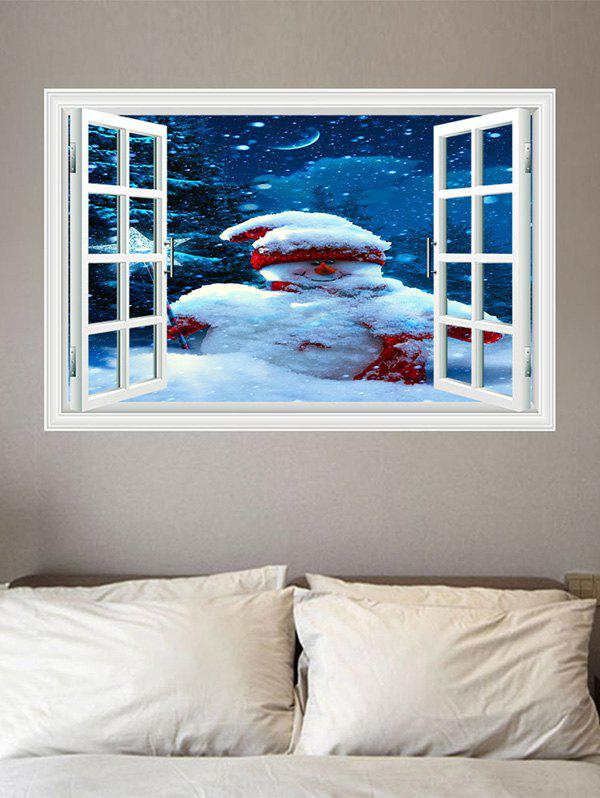 Window Print Decorative Wall Art