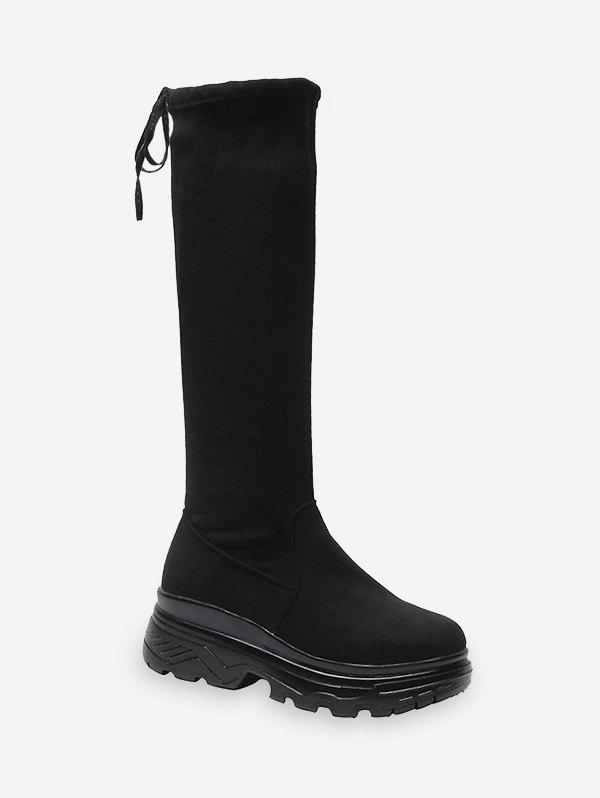 Latest Casual High Platform Knee High Boots