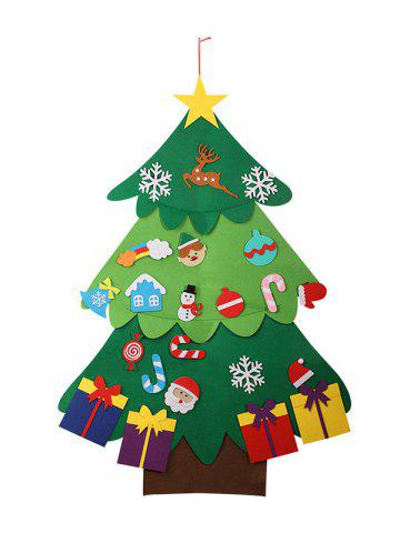 Decoration | Christmas | Hang | Door | Tree | Wall | Set