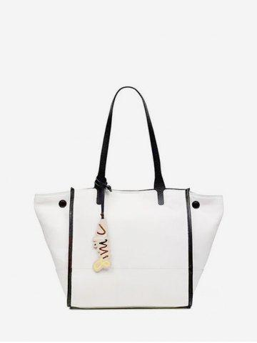 Leather | Solid | Tote | Big | Bag