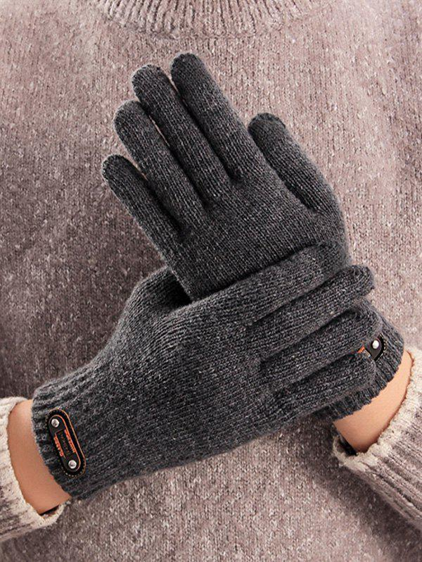 Unique Solid Cycling Driving Telefingers Glove