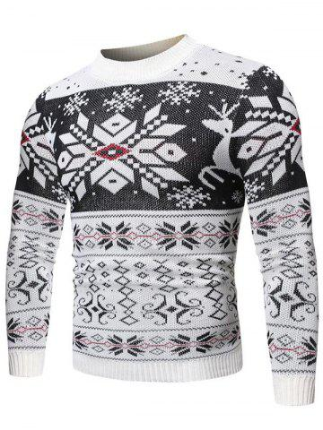 Snowflake | Christmas | Sweater | Casual