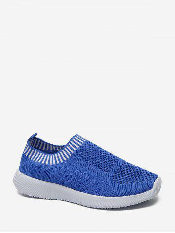 Breathable Slip On Outdoor Sneakers