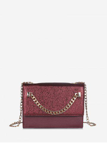 Rectangle Cover Chain Crossbody Bag - from $21.49