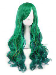 Chic Long Synthetic Body Wave Party Wig -