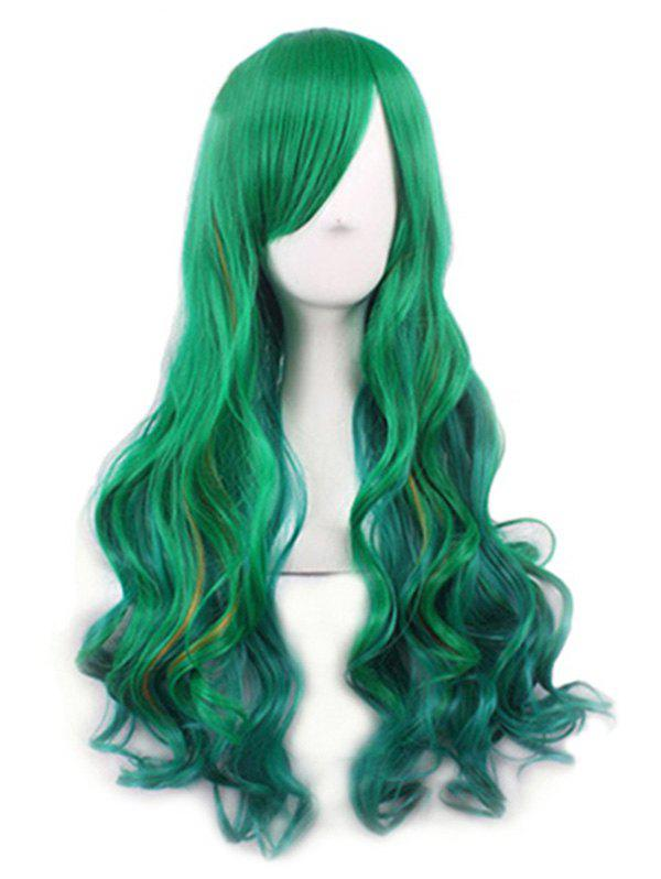 Latest Chic Long Synthetic Body Wave Party Wig