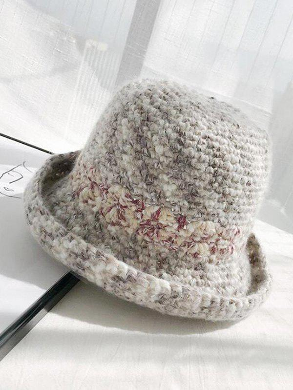 Best Winter Street Hand-crochet Knitted Wool Cap