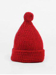 Winter Woolen Yarn Weaving Hat -