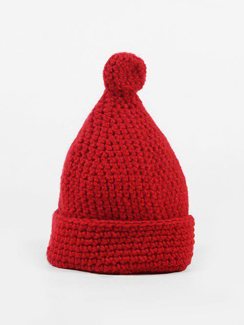 Online Winter Woolen Yarn Weaving Hat