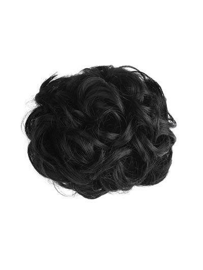 Hot Short Curly Synthetic Drawstring Hair Piece