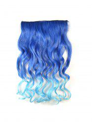 Ombre Long Body Wave Synthetic Hair Piece -