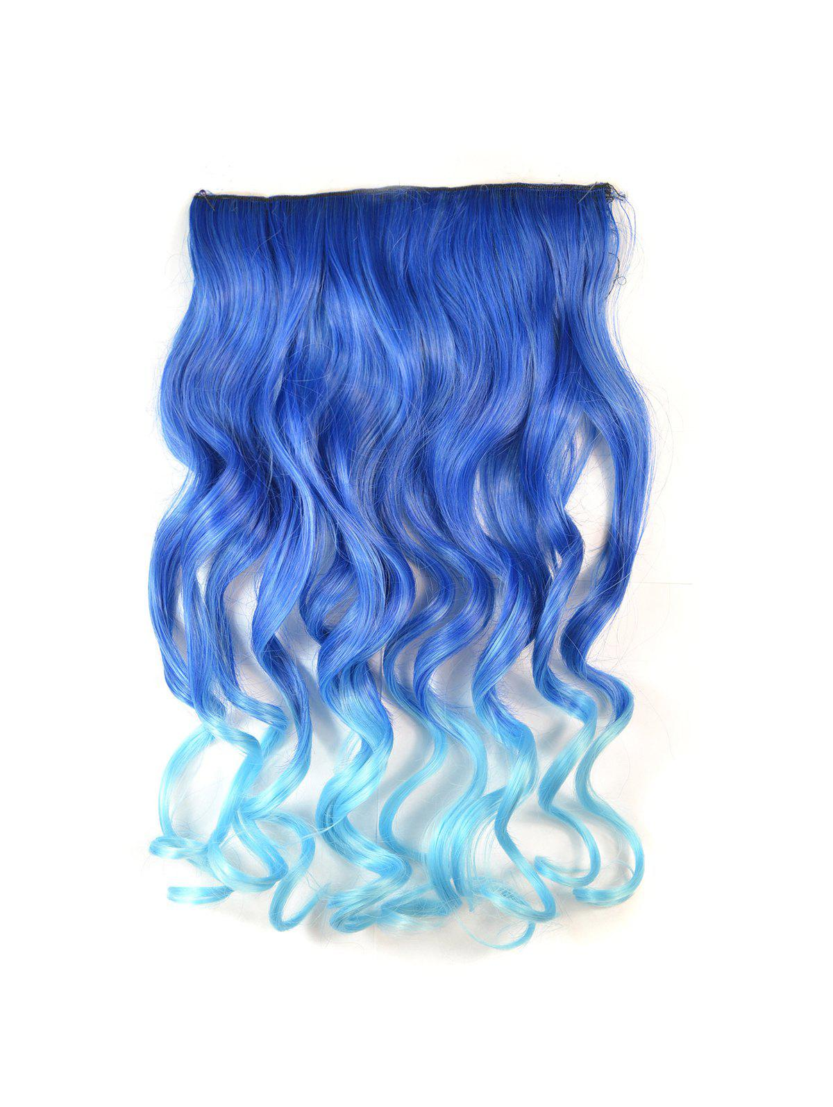 Latest Ombre Long Body Wave Synthetic Hair Piece
